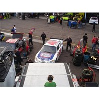 2011 Phoenix Feb Race