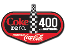 >Coke Zero 400 Powered by Coca-Cola