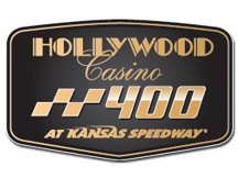 >Hollywood Casino 400