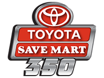 >Toyota/Save Mart 350