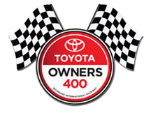 >Toyota Owners 400