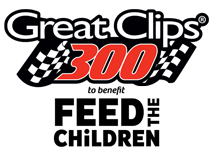 >Great Clips 300 Benefitting Feed The Children