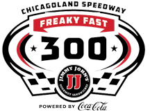 >Jimmy John's Freaky Fast 300 Powered by Coca-Cola
