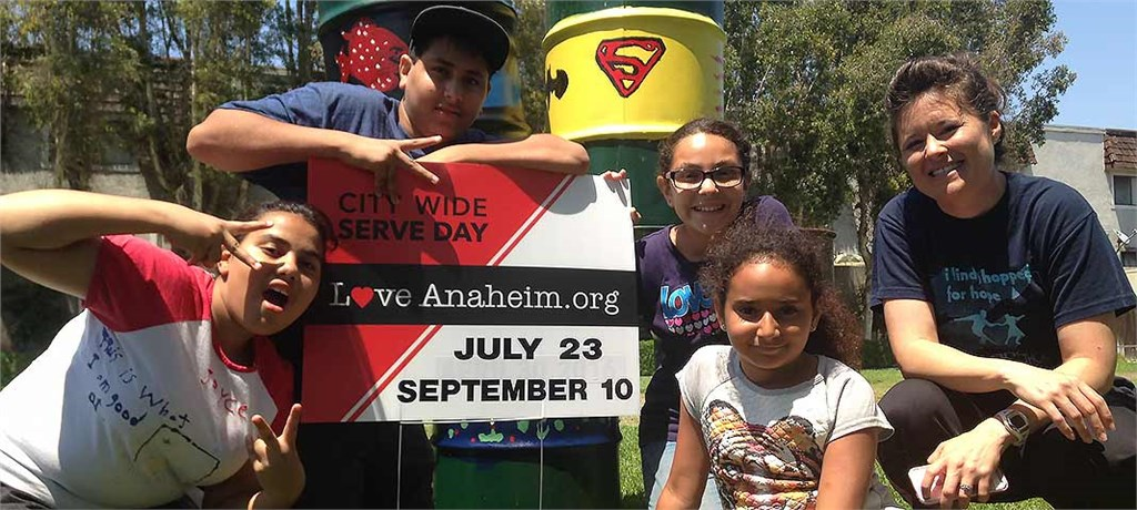 Love Anaheim