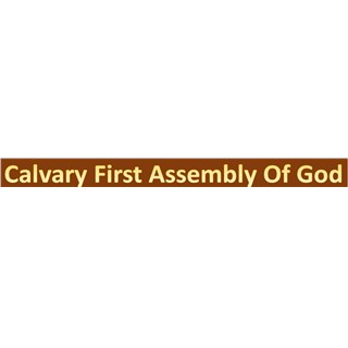 Calvary First