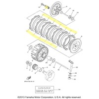 Yamaha Clutch Kit for 2006 to 2011 YZ85