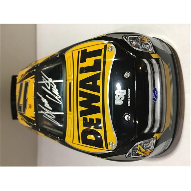 Autographed 2006 Dewalt Preferred Series Bank