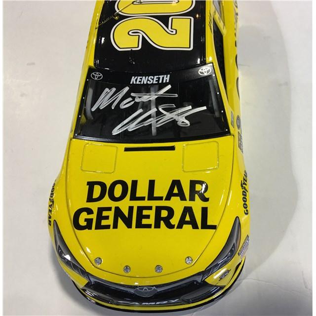 2016 Autographed Dollar General Die-Cast