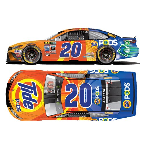 Pre-Order 2017 Tide Color Chrome