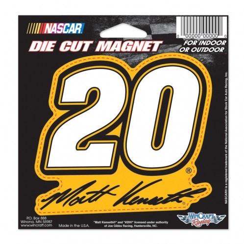 Die-Cut #20 Magnet
