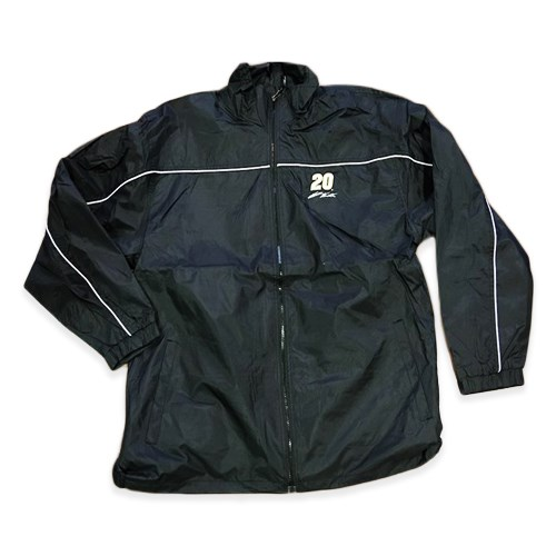 #20 Black Windbreaker