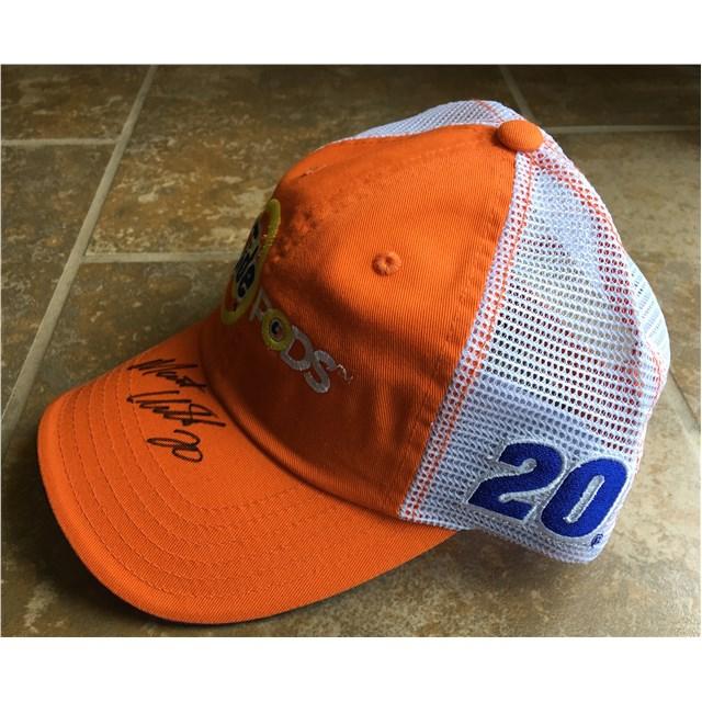 Autographed Tide Pods Mesh Hat