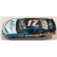 Autographed 07 Drivers Select Aflac