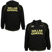 Dollar General Full Zip Hoodie   0008