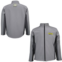 Men's Grey Soft Shell Jacket