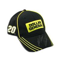 Autographed 2015 Dollar General Pit Cap