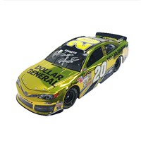 2014 Autographed Dollar General COLOR CHROME Die-Cast