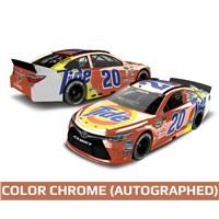 Pre-Order Autographed Darlington Color Chrome Die-Cast