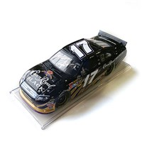 Autographed 2011 Crown Royal Black 1:24