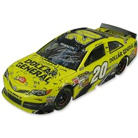 2013 Autographed Dollar General Las Vegas Win Die-Cast