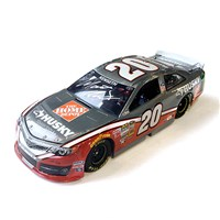 Autographed 2014 Home Depot/Husky Die-Cast RAW