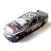 2013 Autographed Kenseth 500th Start Die Cast