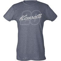 Ladies Liquid Silver Tee