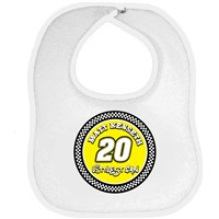 Littlest Fan Bib  D284