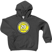 Littlest Fan Toddler Hoodie  D281