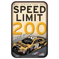 11x17 Speed Limit Sign