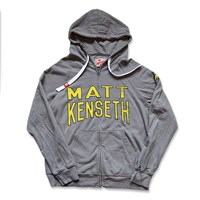 Gray Thornton Hooded Sweatshirt
