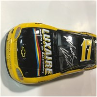 Autographed Luxaire Promo Car