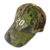 Youth Wedge Camo Hat