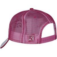 Ladies Pink Mesh Trucker Hat   14210