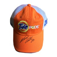 Autographed Tide Pods Mesh Hat FREE SHIPPING