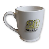 Pewter Emblem Bistro Mug