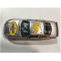 Autographed 2005 Pennzoil #9 Nickel Preferred Series