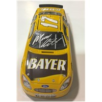 Autographed 2003 Bayer 1:24 Preferred