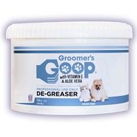 Groomer's Goop Creme & Liquid De-Greaser for Oily Coats