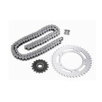 Suzuki OEM Chain and Sprocket Kit for 2001 - 2009 SV650