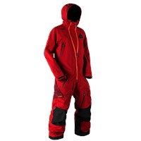 TOBE SNOWMOBILE CHILI PEPPER VIVID MONO SUIT