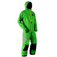 TOBE SNOWMOBILE CLASSIC GREEN VIVID MONO SUIT
