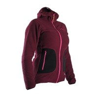 Aura Womens Fleece Hood