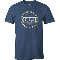 509 Men's Marker Snowmobile T-Shirt