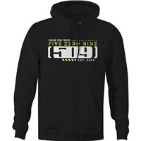 509 Men's Vis Snowmobile Pullover Hoody