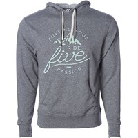 509 Women's Ride Five Snowmobile Pullover Hoody