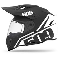 509 Replacement Dual Shield for Delta R3 Snowmobile Helmets