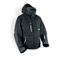 HMK PEAK 2 BLACK SNOWMOBILE JACKET