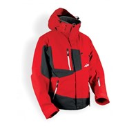 HMK PEAK 2 RED SNOWMOBILE JACKET