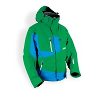 HMK PEAK 2 GREEN SNOWMOBILE JACKET